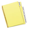 Avery® Double Sided Reinforced WorkSaver® Big Tab™ Insertable Paper Dividers | www.SelectOfficeProducts.com