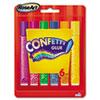 RoseArt Confetti Glitter Glue Sticks