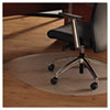 FLR129919SR ClearTex Ultimat Polycarbonate Chair Mat for Hard Floors, 49 x 39, Clear FLR 129919SR
