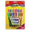 RoseArt Washable Glitter Glue Pens