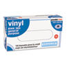 BWK365M General-Purpose Vinyl Gloves, Latex-Free, 4 mils, Medium, Clear, 100/Box BWK 365M