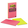 Post-it Notes Super Sticky Pads in Jewel Pop Colors