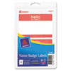 Avery® Printable Self-Adhesive Name Badges | www.SelectOfficeProducts.com