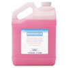 BWK410CT Mild Cleansing Pink Lotion Soap, Pleasant Scent, Liquid, 1 gal Bottle, 4/Carton BWK 410CT