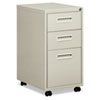 BSX1623MQ Embark Series Mobile Box/box/File Pedestal File w/