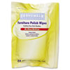 Boardwalk® Furniture Polish Wipes | www.SelectOfficeProducts.com