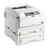Oki C830dtn Wide-Format Color Printer