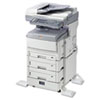 Oki MC860 MFP Multifunction Color Printer With Three Trays