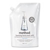 MTH00667 Foaming Hand Wash Refill, 28 oz. Pouch, Sea Minerals MTH 00667