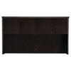MLNMHUWD3970ESP Mira Series Wood Veneer Hutch Doors, Espresso MLN MHUWD3970ESP