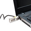 Kensington Portable Combination Laptop Lock