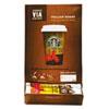 SBK11008130 VIA Ready Brew Coffee, 3/25 oz, Italian Roast, 50/Box SBK 11008130