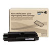 XER106R01530 106R01530 High-Capacity Toner, 11,000 Page-Yield, Black XER 106R01530
