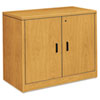 HON105291CC 10500 Series Storage Cabinet With Doors, 36w x 20d x 29-1/2h, Harvest HON 105291CC