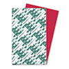 WAU22553 Astrobrights Colored Paper, 24lb, 11 x 17, Re-Entry Red, 500 Sheets/Ream WAU 22553