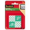 Scotch Pre-Cut Foam Mounting Squares