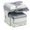 Oki MC860 MFP Multifunction Color Printer With One Tray