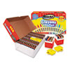 RoseArt Crayons Classic Colors Multipack