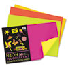 Pacon® Neon® Construction Paper | www.SelectOfficeProducts.com