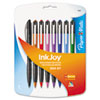 PAP1803501 InkJoy 500 RT Ballpoint Pen, 1.0 mm, Assorted Ink, 8/Pk PAP 1803501