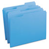 Smead® Reinforced Top Tab Colored File Folders | www.SelectOfficeProducts.com