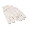 BWK7 8oz Cotton Canvas Gloves, Large, Dozen BWK 7