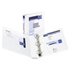 AVE01319 Extra-Wide EZD Reference View Binder, 1-1/2