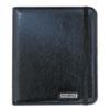 MEA67133 Basic iPad Case, Simulated Leather, 9-1/8 x 1-1/8 x 10-1/2, Black MEA 67133