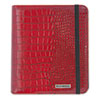 MEA67134 Basic iPad Case, Simulated Leather, 9-1/8 x 1-1/8 x 10-1/2, Red MEA 67134