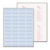PRB04543 DocuGard Security Paper, 8-1/2 x 11, Blue, 500/Ream PRB 04543