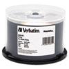 VER94852 DVD-R, DataLifePlus, 8x, Shiny Silver, 50/Pk VER 94852