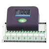 LTH800P 800P Thermal Print Time Recorder, 6 x 3 x 5 1/3 LTH 800P