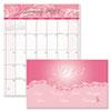 HOD246 Breast Cancer Awareness 14-Month Pocket Secretary, 3-3/4 x 6-1/4, 2012-2014 HOD 246