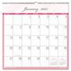 HOD3671 Breast Cancer Awareness Monthly Wall Calendar, 12 x 12, 2013 HOD 3671