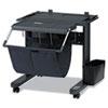 Canon ST-11 Printer Stand, 25.9w x 29.6d x 26.3h, Black