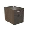 ALESE551622ES SedinaAG Series Hanging Box/File Pedestal, 15-3/8w x 22d x 19h, Espresso ALE SE551622ES