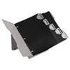 DBL595010 Catalog Display Rack, 6 1-inch Rings, Gray DBL 595010