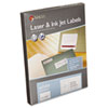 MACML0200 White All-Purpose Labels, 5 1/2 x 8 1/2, 200/Box MAC ML0200