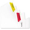 AVE11418 Index Maker Divider w/Multicolor Tabs, 5-Tab, Letter, 5 Sets/Pack AVE 11418