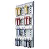 DBL195610 Key Rack, 24-Tag Capacity, 8 3/8