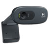 LOG960000694 C270 HD Webcam, 720p, Black LOG 960000694