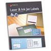 MACML1000 White All-Purpose Labels, 2 x 4, 1000/Box MAC ML1000