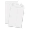 QUA44334 Redi-Strip Catalog Envelope, 6 1/2 x 9 1/2, White, 100/Box QUA 44334