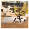 FLRPF1213425EV ClearTex Advantagemat Phthalate Free PVC Chair Mat for Hard Floors, 45 x 53 FLR PF1213425EV