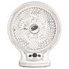 BNRBDF1011AGU Personal Fan, 2-Speed, White BNR BDF1011AGU