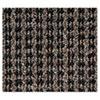 CWNOE0035BR Oxford Elite Wiper/Scraper Mat, 36 x 60, Black/Brown CWN OE0035BR