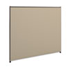 BSXP4248GYGY Versé Office Panel, 48w x 42h, Gray BSX P4248GYGY