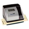 ACP010182000 ES700 Digital AutomaticTime Recorder, Silver and Black ACP 010182000
