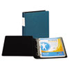 SAM17658 Top Performance DXL Locking D-Ring Binder With Label Holder, 1-1/2