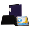 SAM17662 Top Performance DXL Locking D-Ring Binder With Label Holder, 2